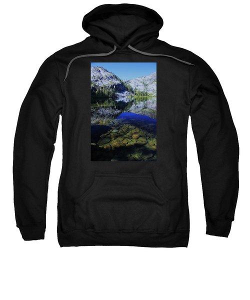 Good Morning Eagle Lake Sweatshirt