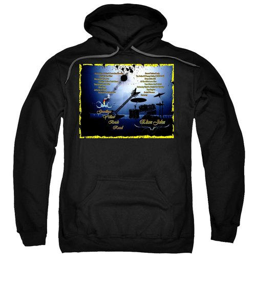 Goodbye Yellow Brick Road Sweatshirt by Michael Damiani