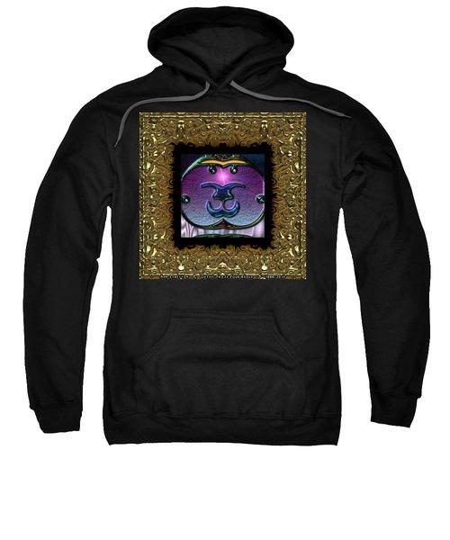 Gothic Frieze Four  Sweatshirt