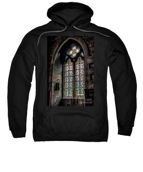 Gothic Window Sweatshirt