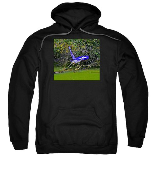 Gr8 Heron Flight Sweatshirt