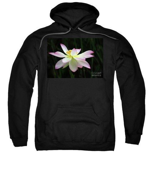 Graceful Lotus Sweatshirt