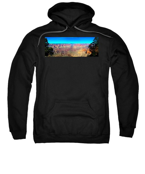 Grand Canyon Panorama Sweatshirt