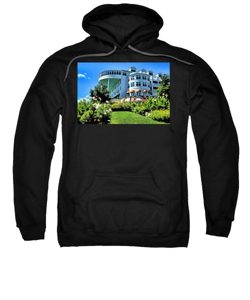Grand Hotel - Image 002 Sweatshirt