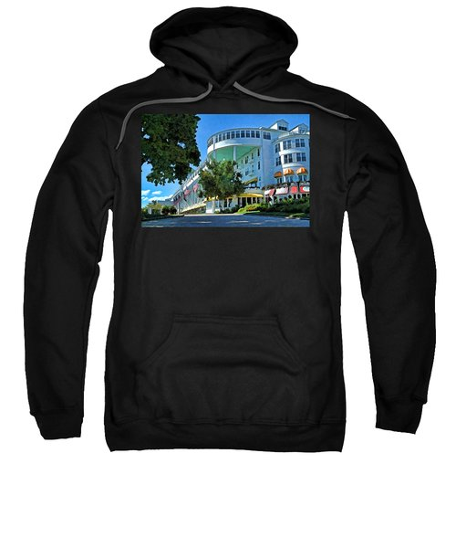 Grand Hotel - Image 003 Sweatshirt