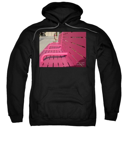 Grand Park Pink Sweatshirt