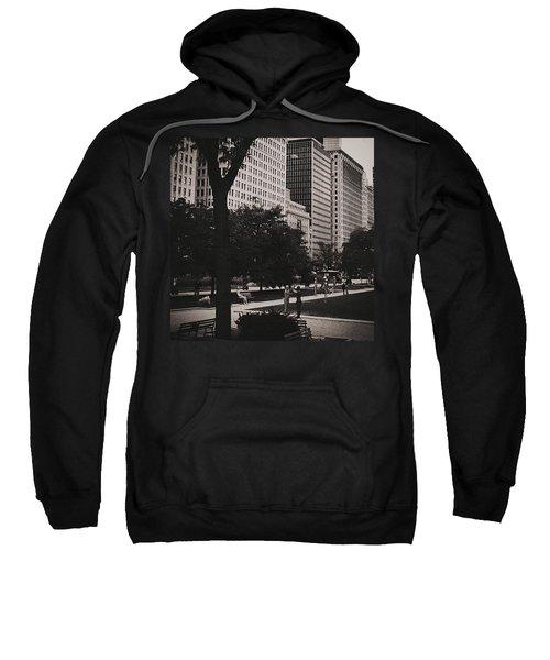 Grant Park Chicago - Monochrome Sweatshirt