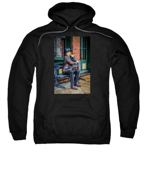 Grapevine Cowboy Sweatshirt