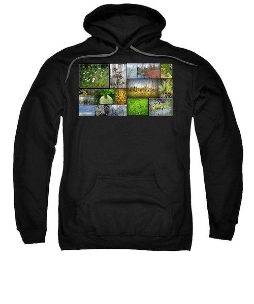 Grass Collage Variety Sweatshirt
