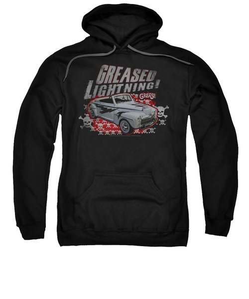 Grease - Greased Lightening Sweatshirt