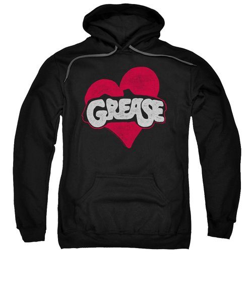 Grease - Heart Sweatshirt