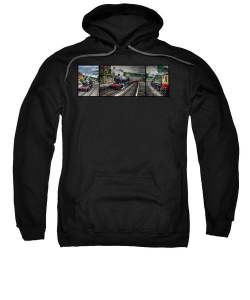 Great Western Locomotive Sweatshirt