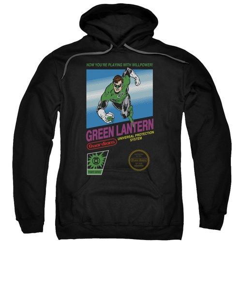 Green Lantern - Box Art Sweatshirt