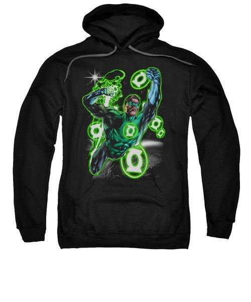 Green Lantern - Earth Sector Sweatshirt