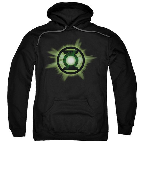 Green Lantern - Green Glow Sweatshirt