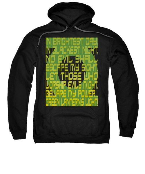 Green Lantern - Green Lantern Oath Sweatshirt