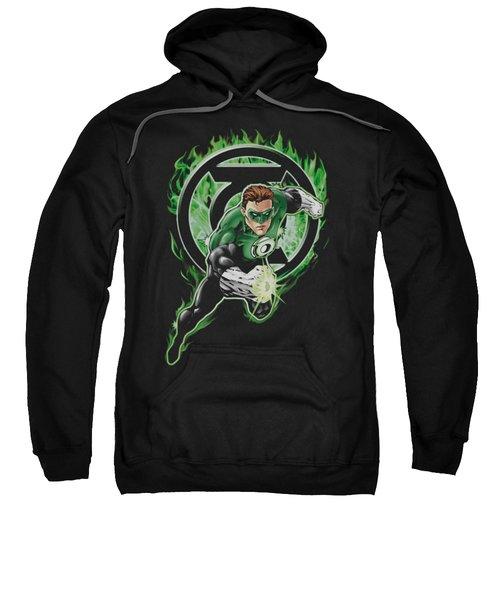 Green Lantern - Space Cop Sweatshirt