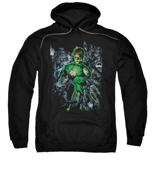 Green Lantern - Surrounded By Death Sweatshirt