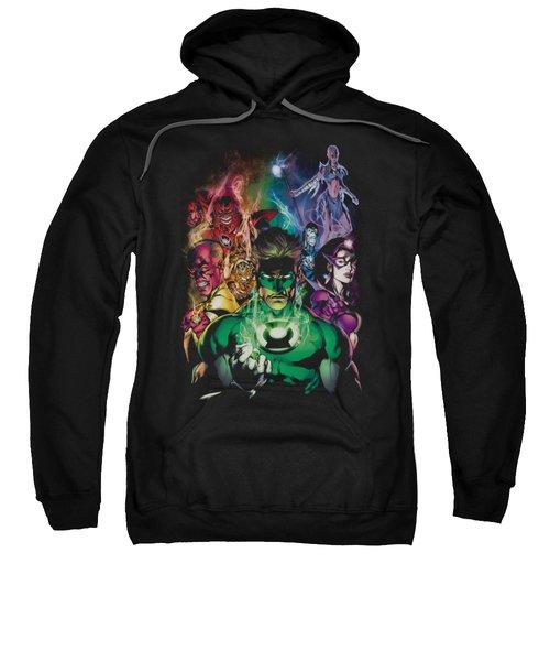 Green Lantern - The New Guardians Sweatshirt