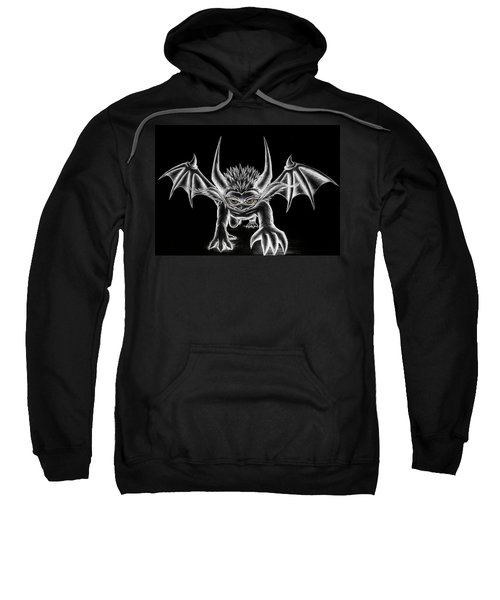 Grevil Chalk Sweatshirt