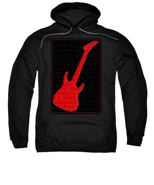 Guitar Players 1 Sweatshirt