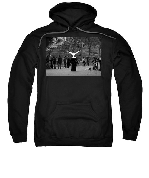 Habit In Central Park Sweatshirt