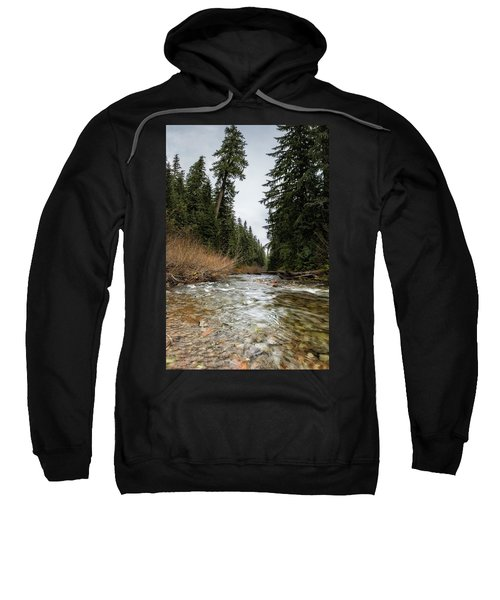 Hackleman Creek  Sweatshirt