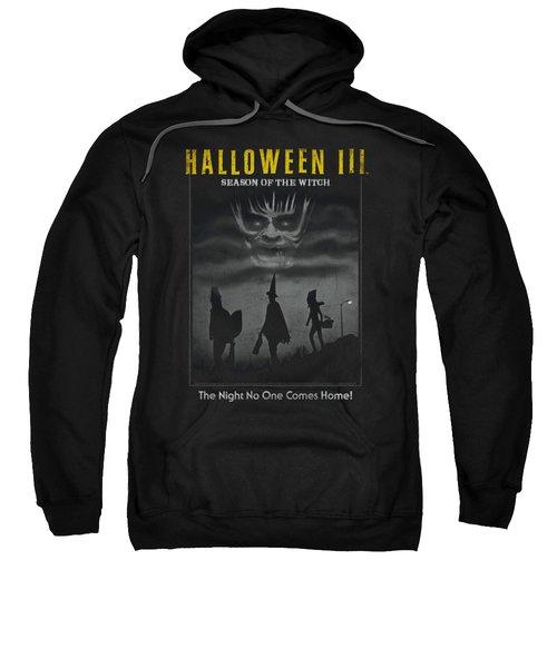 Halloween IIi - Kids Poster Sweatshirt