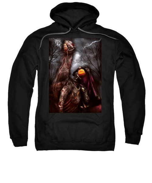 Halloween - The Headless Horseman Sweatshirt
