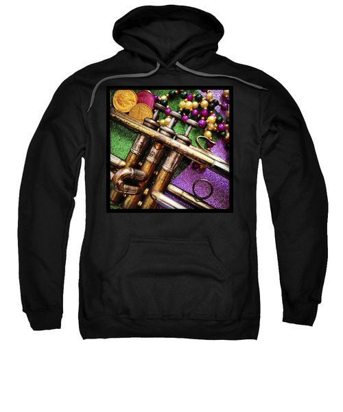Happy Mardi Gras Sweatshirt