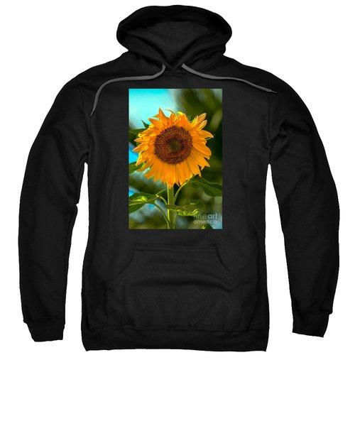 Happy Sunflower Sweatshirt