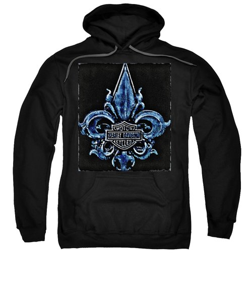 Harley Davidson Fleur De Lys Logo Sweatshirt
