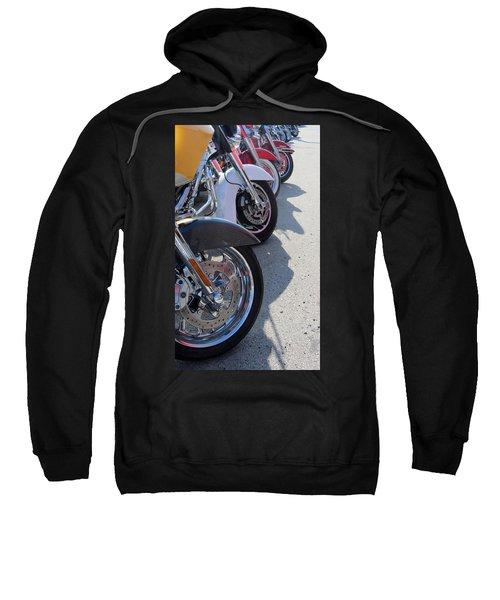Harley Line Up 1 Sweatshirt