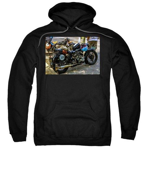 Harleys And Indians Sweatshirt