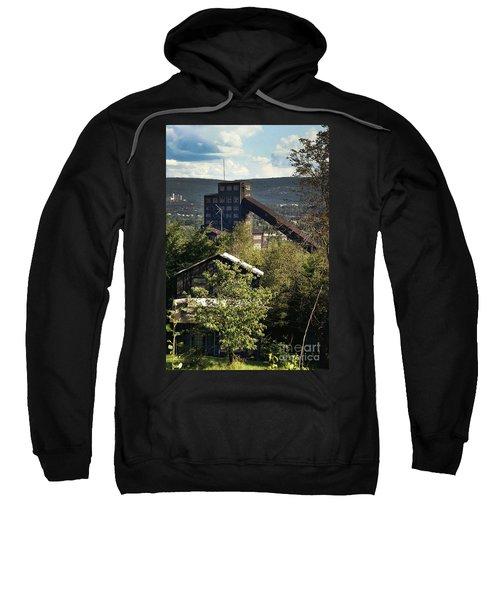 Harry E Colliery Swoyersville Pa Summer 1994 Sweatshirt