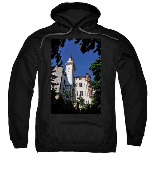 Hartenfels Castle - Torgau Germany Sweatshirt