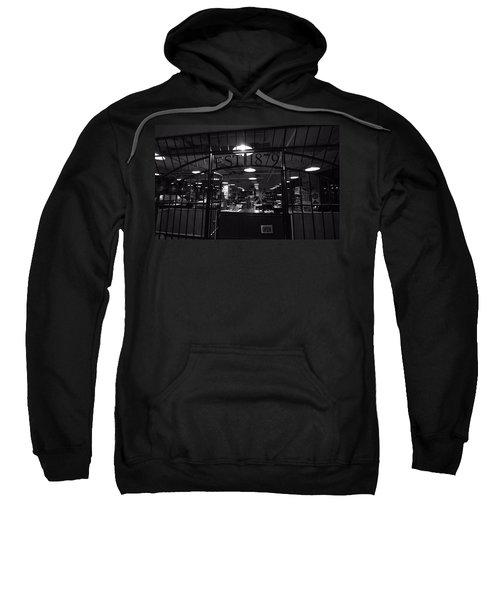 Hatch Show Print Black And White Sweatshirt