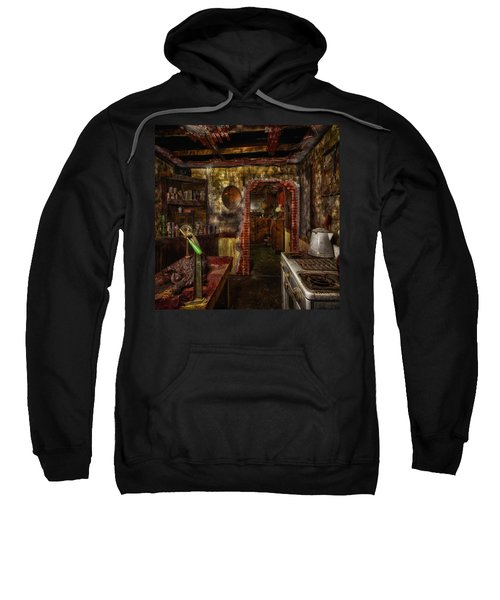Haunted Kitchen Sweatshirt