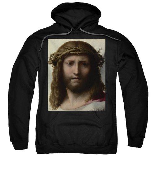 Head Of Christ Sweatshirt