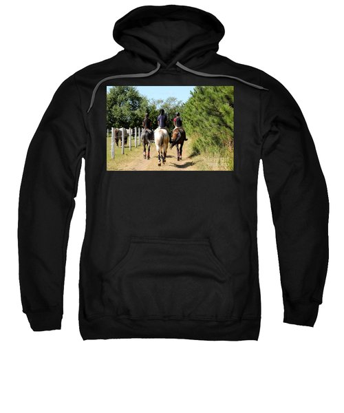 Heading To The Cross Country Course Sweatshirt