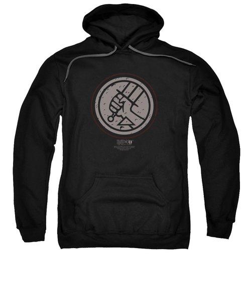 Hellboy II - Mignola Style Logo Sweatshirt