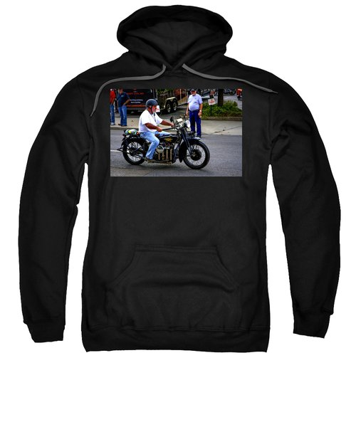 Henderson Four-banger Sweatshirt