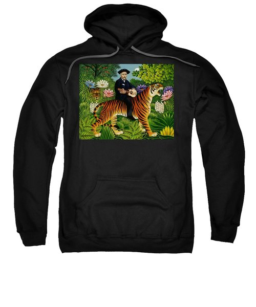 Henri Rousseaus Dream Sweatshirt