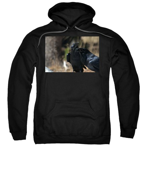 Here He Is Sweatshirt