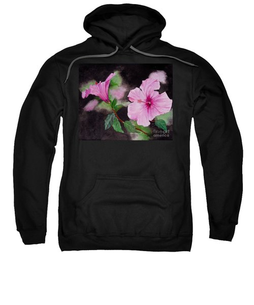 Hibiscus - So Pretty In Pink Sweatshirt
