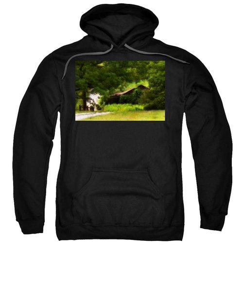Hidden Down The Road Sweatshirt