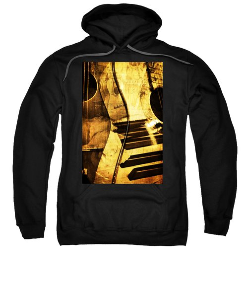 High On Music Sweatshirt