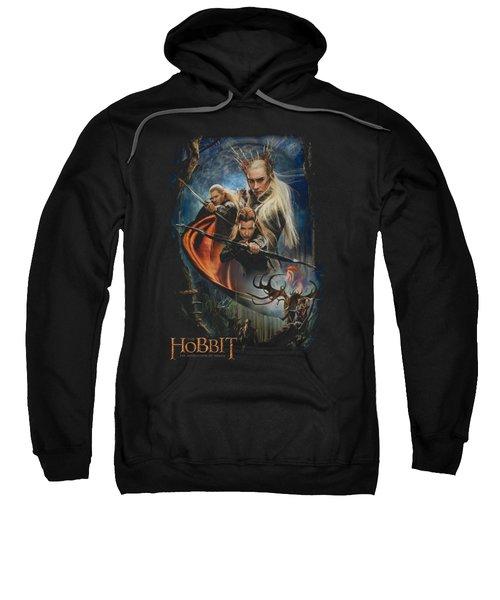Hobbit - Thranduil's Realm Sweatshirt by Brand A