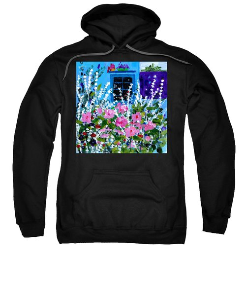 Hollyhock Alley  Sweatshirt