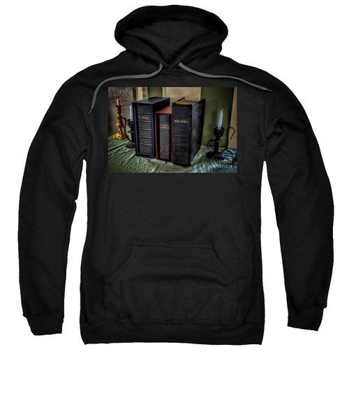 Holy Bibles Sweatshirt